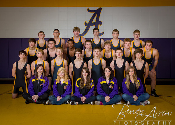 Wrestling Team Photos 2013-2014