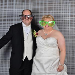 Eric and Tina Photo Booth