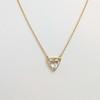 1.54ct Trilliant Rose Cut Diamond Pendant 2
