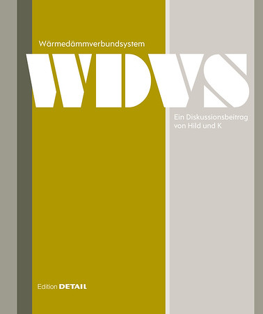 /// WDVS - Wärmedämmverbundsystem