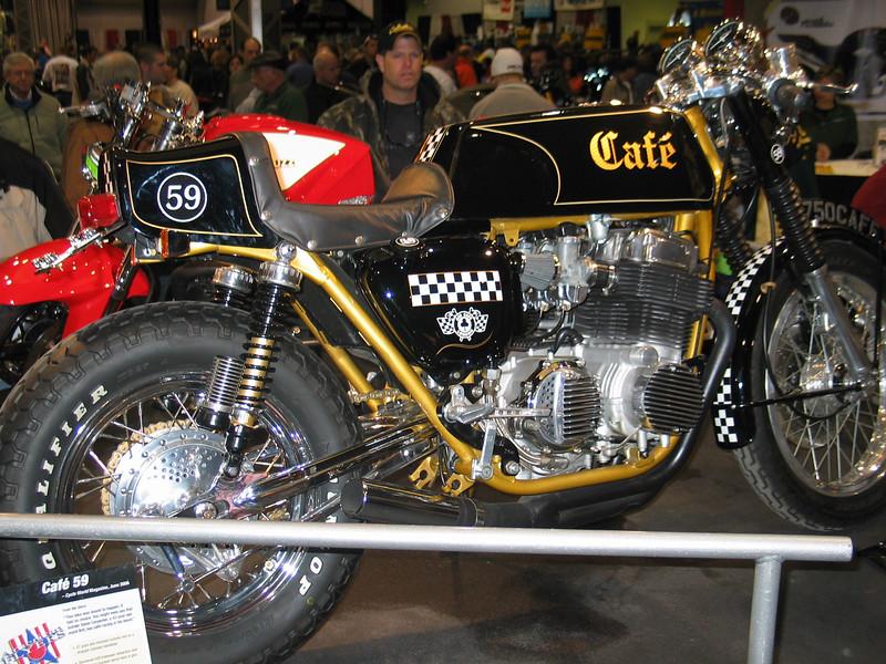 Honda CB750 (Cafe 59)