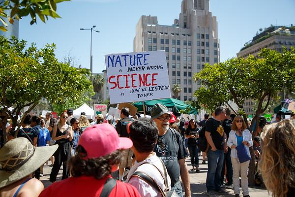 LA Science March