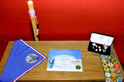 07/11/2010 - Jeremy Hamer Court of Honor