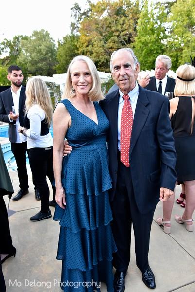 Bobbie and Tom Garber