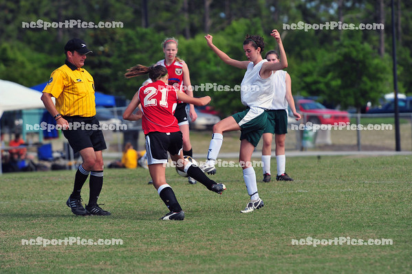 2010-05-22 02 Rebels vs Beach FC Elite