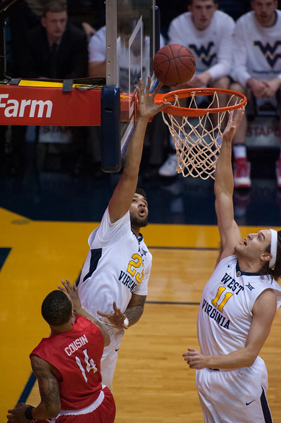 112016Fav WVU vs Radford basketball
