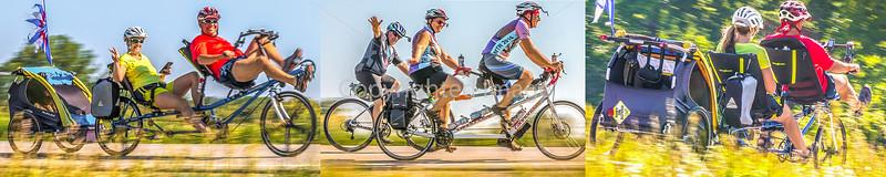 Missouri - Tandems & Recumbents - Bike Across Missouri - 2017