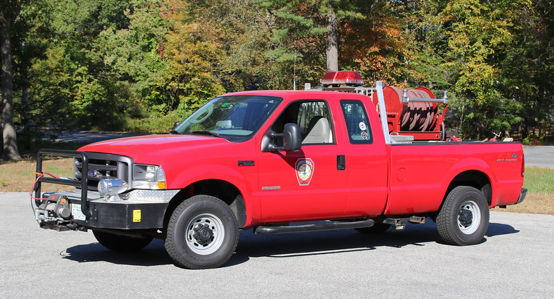 Forestry 1   2003 Ford F-350 / C&S   150 / 200