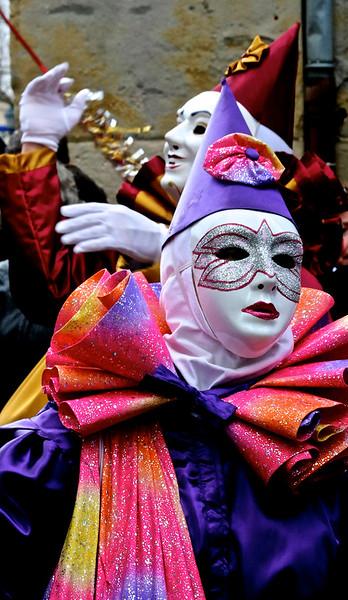 Carnaval de Limoux 2015