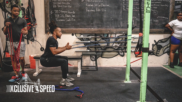 Xclusive Speed Woman's Workout
