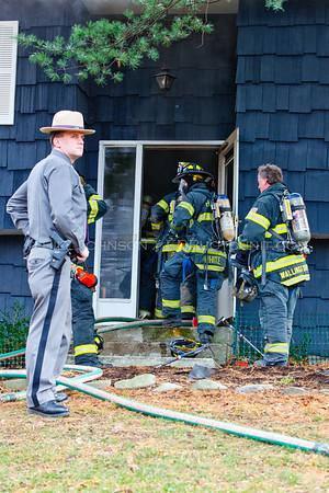 Structure Fire - Hughsonville Fire District 46 Amherst Lane - 11/23/09