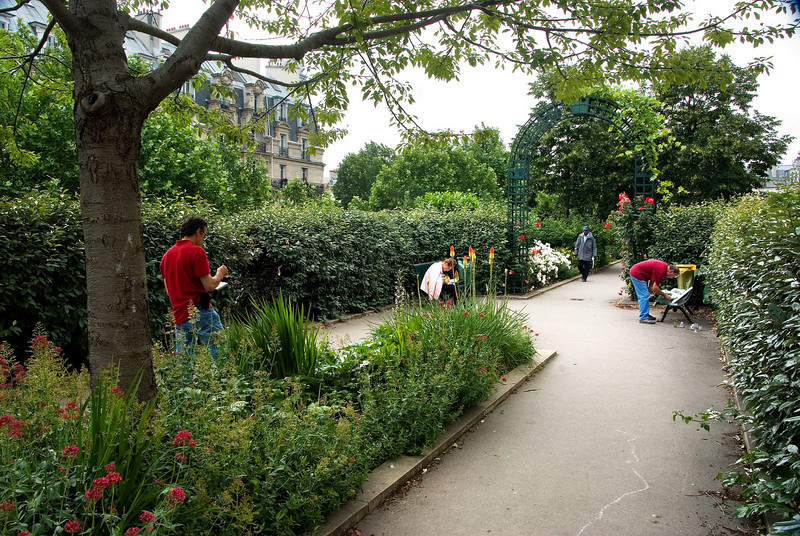 Paris - La Promenade Plantée