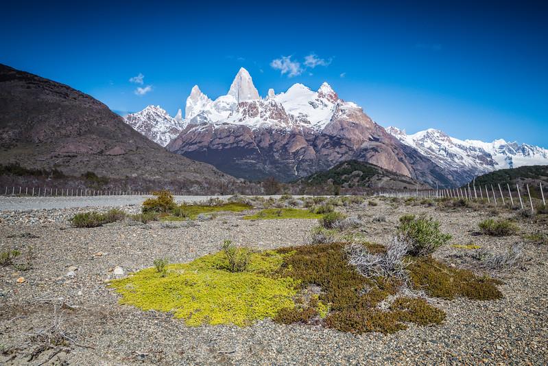 hiking in Patagonia Pilar El Chalten