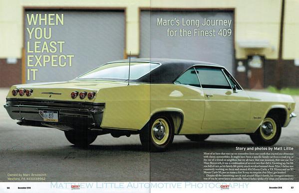 1965 Chevrolet Impala 409