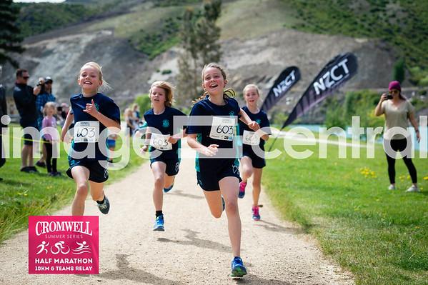Low Res Logo Cromwell Half Marathon, 10km Teams & Relay 2020