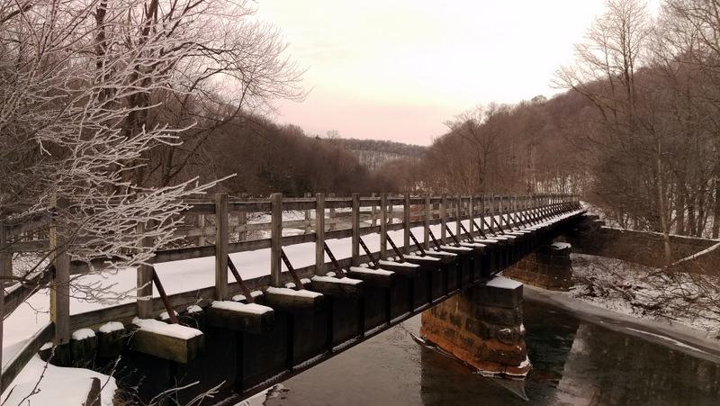 Bridge at Vintondale