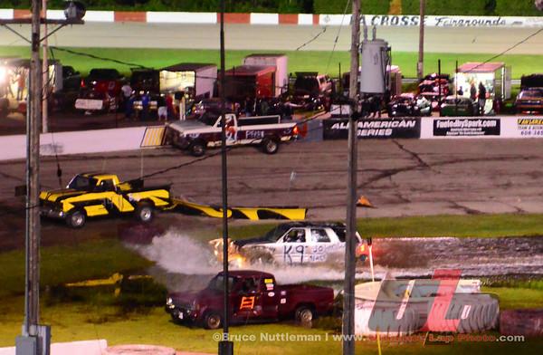 LaCrosse Speedway, June 29th, 2013