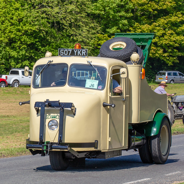 507YKR 1963 Scammell Scarab