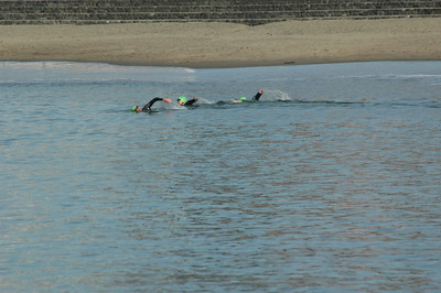 Aquatic Park Swim 2009