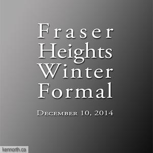 Fraser Heights - Winter Formal