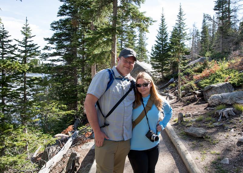 Danielle and Jake on Bear Lake Trail.jpg