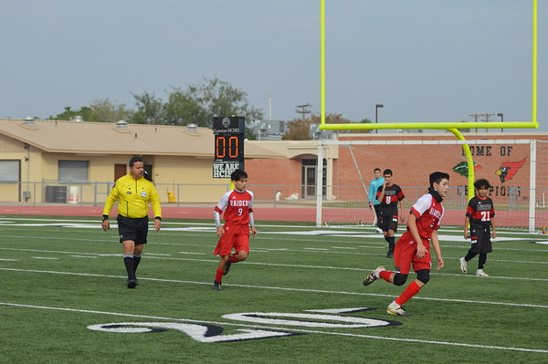 Boys Soccer vs Vernon