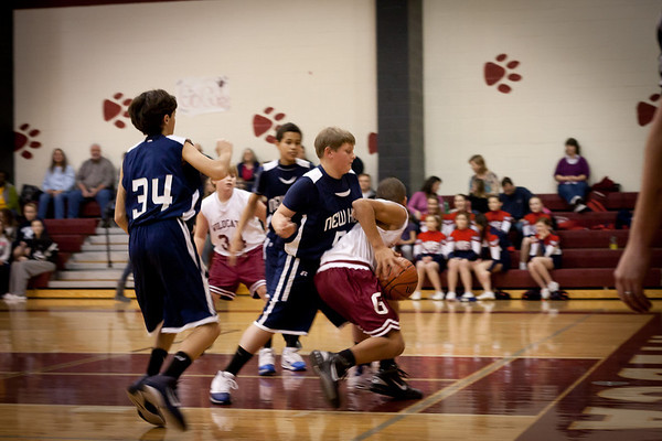 Nick Basketball 2010-11