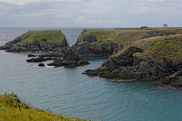 Belle Île - Pointe du Talut