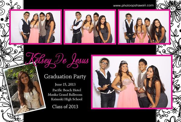 Kelsey's Grad Party (Fusion Portraits)