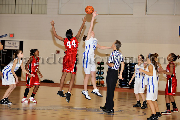 Lincoln-Way East Freshmen Basketball (2009-2010)