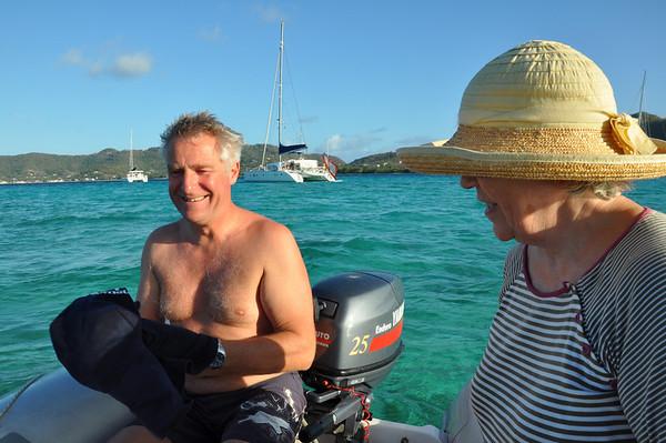 Grenada to Bonaire: Part 1