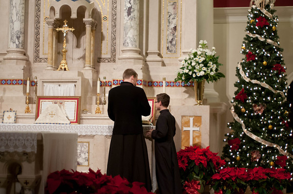 Latin Mass by Father Barone