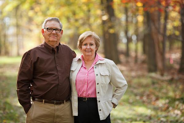 Ratliff Family Fall 2011