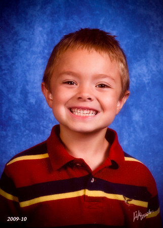 Carson - First Grade