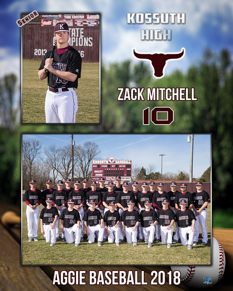 Kossuth's Baseball Photos