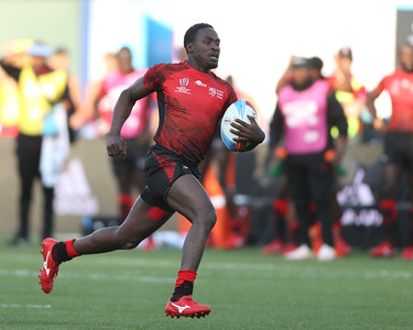 Kenya at the Rugby World Cup Sevens 2018