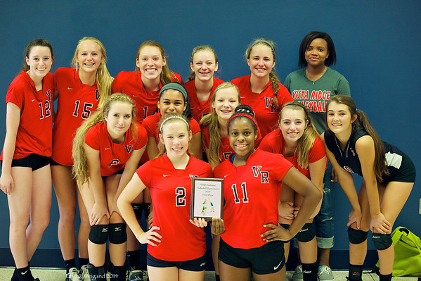 Vista Ridge Volleyball 2014- thru 9-6-14