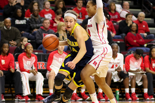 1/7/2015 Michigan at Rutgers