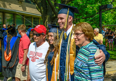 Commencement May 9, 2015