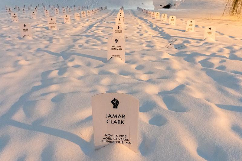 2020 12 29 Snowy Night George Floyd Square Say Their Names Cemetery-25.jpg
