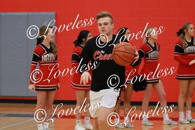 Boys Varsity Basketball vs WC  11/25/19