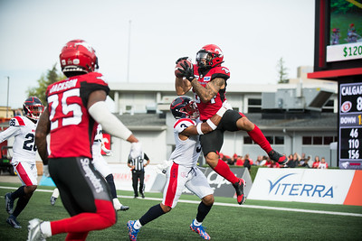 Stamps vs Alouettes 2019