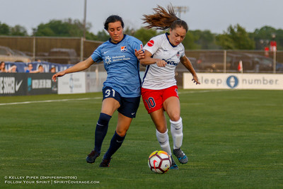 Sky Blue FC v Washington Spirit (8 June 2018)