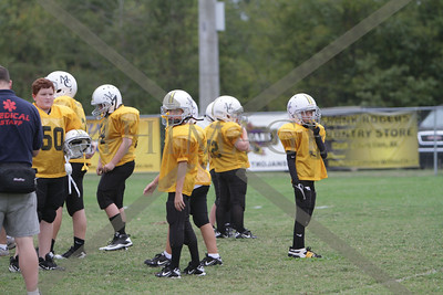 Meadowview Christian peewee vs Lowndess 2011