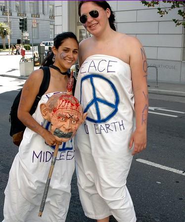 Anti-War Rally