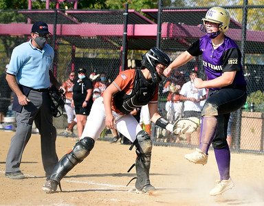 Photos: Holy Family Beats Mead for 4A Softball Title