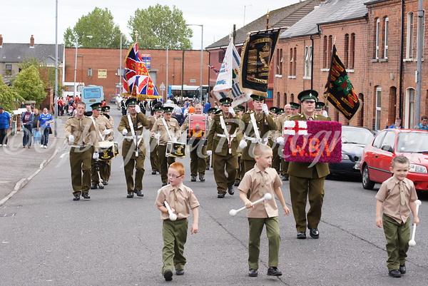 Vol. Brian Robinson Memorial Parade