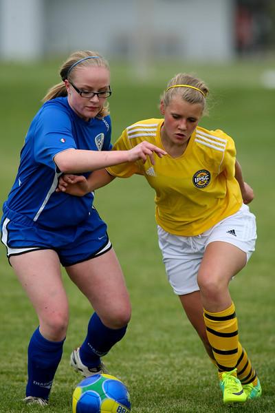 GIRLS in Soccer Spring 2012