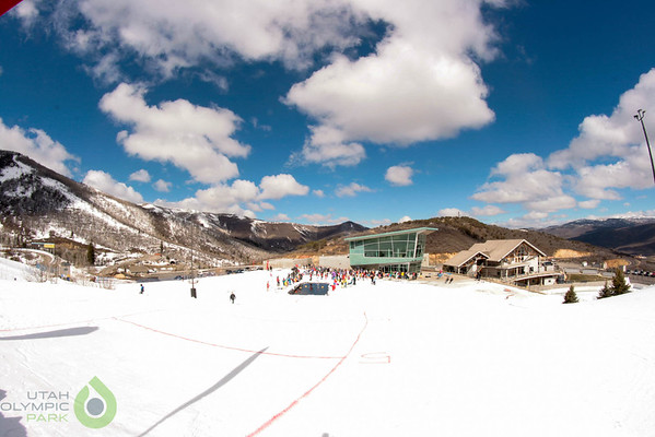 2016 Utah Olympic Park Ski Meister PCNSC/FLY FREESTYLE
