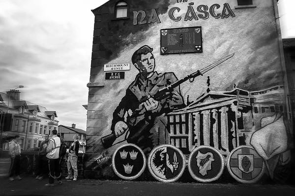 Belfast, Northern Ireland (Éire)
